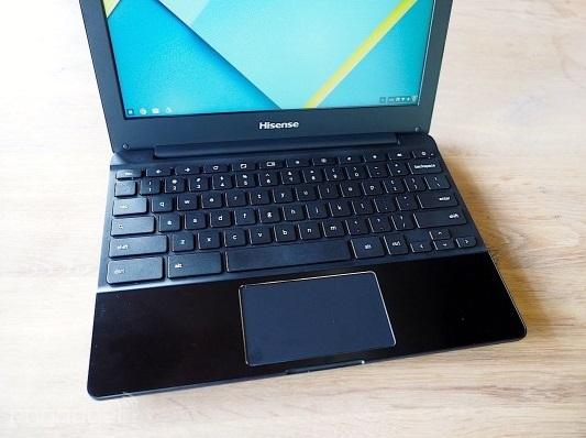 Hisense Chromebook 600 04
