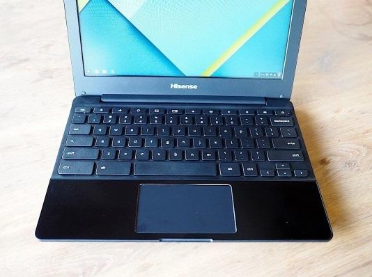 Hisense Chromebook 600 05