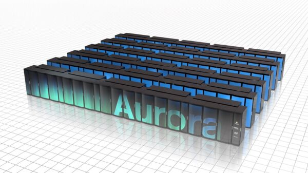 Intel Aurora Cray Supercomputer