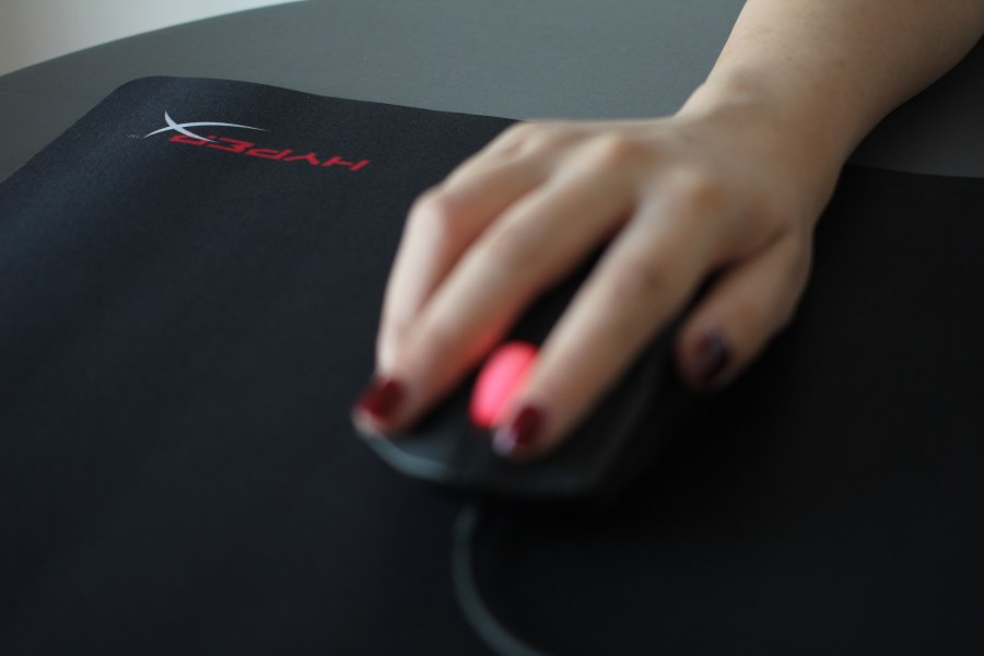 Kingston HyperX Fury Pro Gaming Mouse Pad (3)