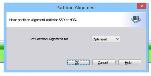 Partition Alignment-2