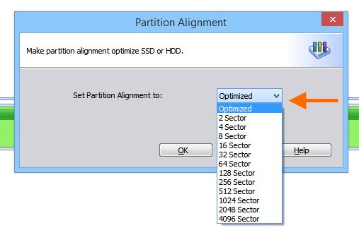 Partition Alignment-3
