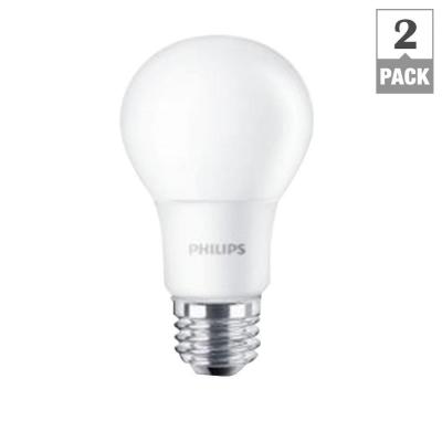 Philips 60-watt equivalent LED bulbs 600