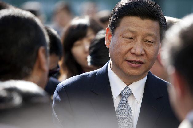 President of china Xi Jinping 600