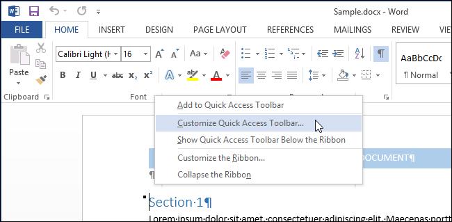 Quick Access Toolbar-2