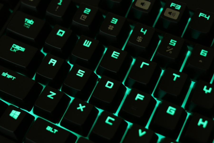 Razer BlackWidow Chroma (21)