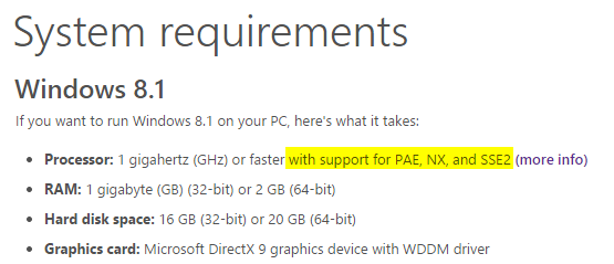 Windows 10 system requirement (1)