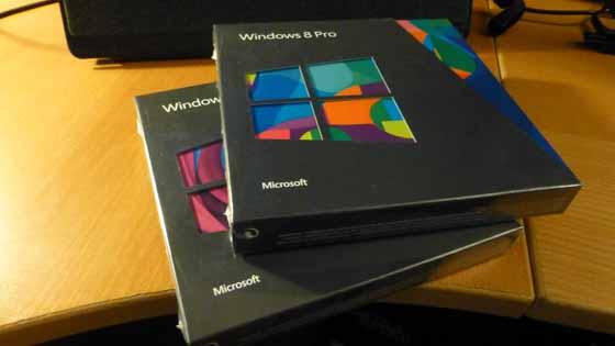 Windows 8 Pro retail packaging 003