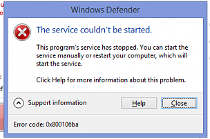 Windows Defender Error-01