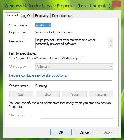 Windows Defender Error-2