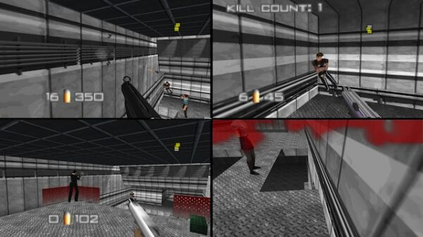 goldeneye multiplayer