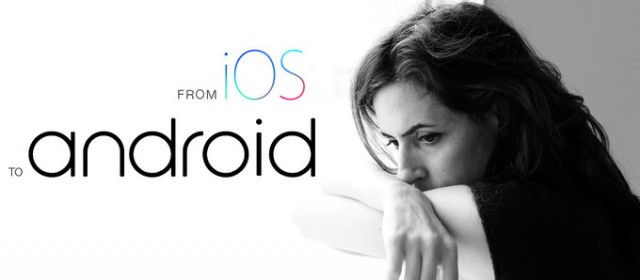 ios to android sad