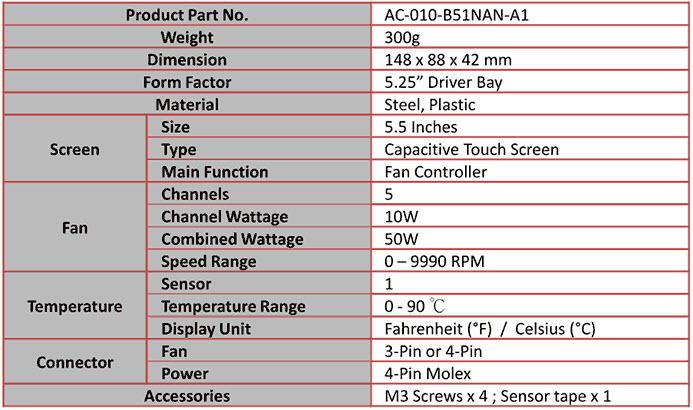 thermaltake-fan control