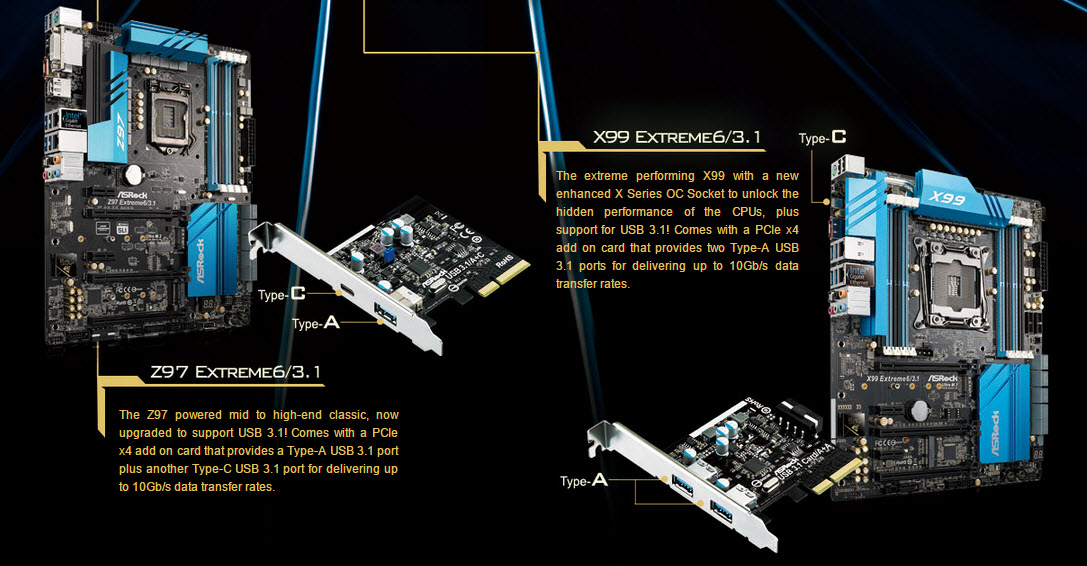 ASRock USB 3.1 mainboard-00