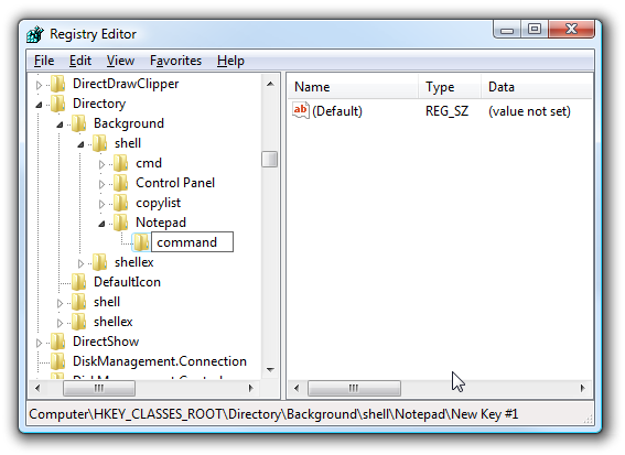 Add Application-Notepad (7)