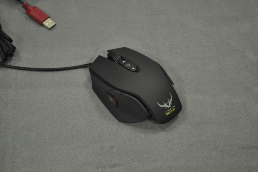 Corsair M65 RGB Mouse Gaming  (1-4)