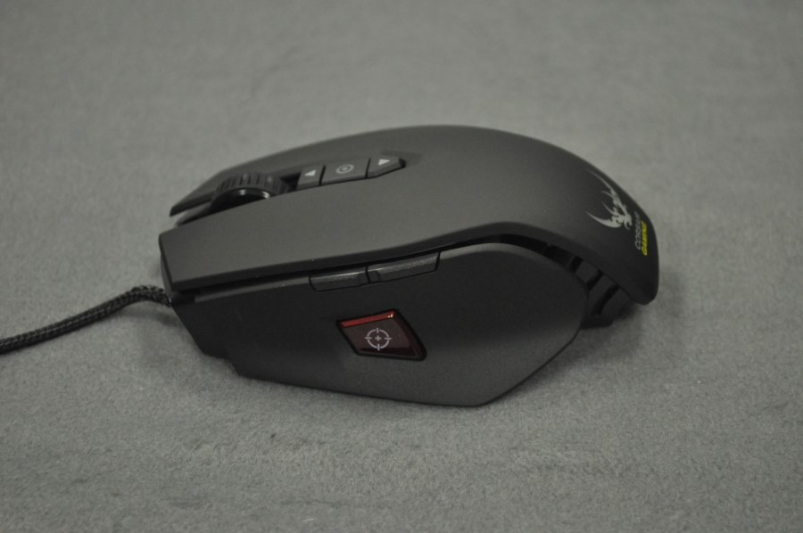 Corsair M65 RGB Mouse Gaming  (1-5)