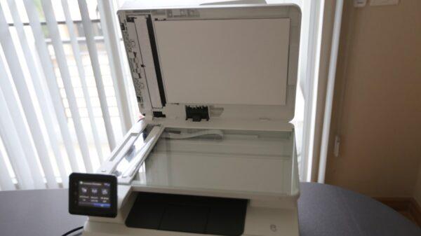HP LaserJet Pro MFP M277dw 10
