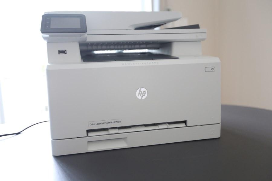 HP LaserJet Pro MFP M277dw (2)