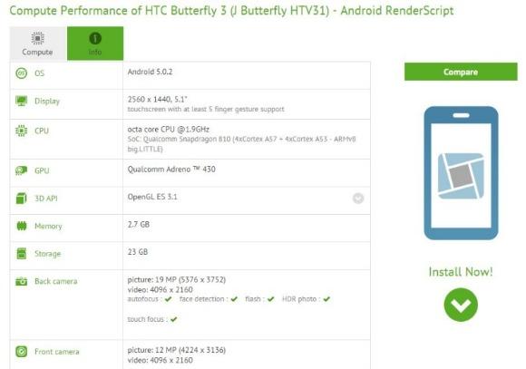 HTC butterfly3 600