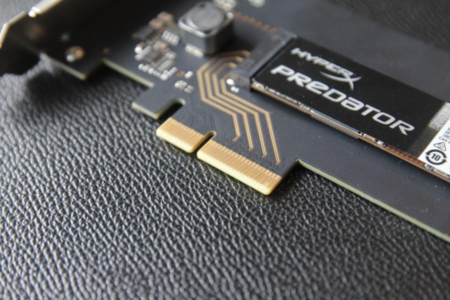 Kingston HyperX Predator 480GB-pcie