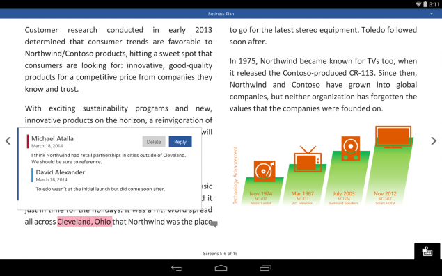 Microsoft preview (2)