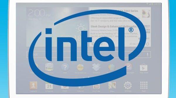 Samsung Intel tablet