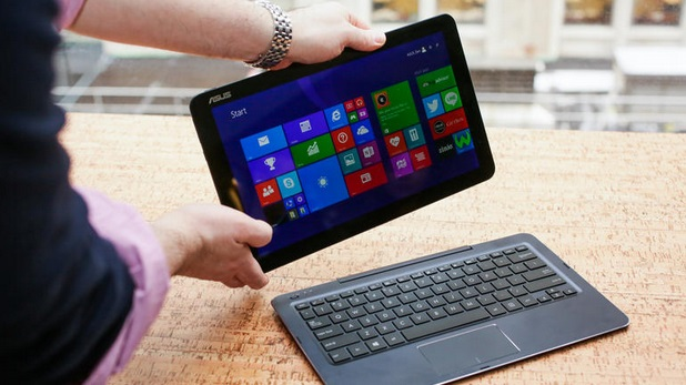The Asus T300 Chi 600