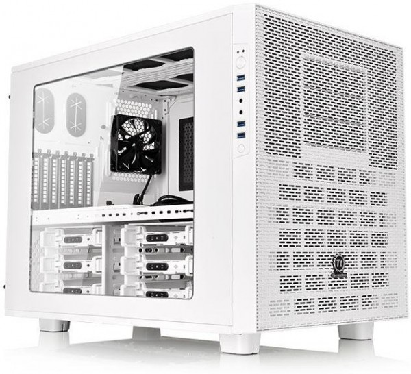 Thermaltake Core X9 Snow Edition Chassis 600 01