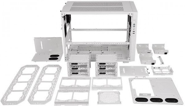 Thermaltake Core X9 Snow Edition Chassis 600 03