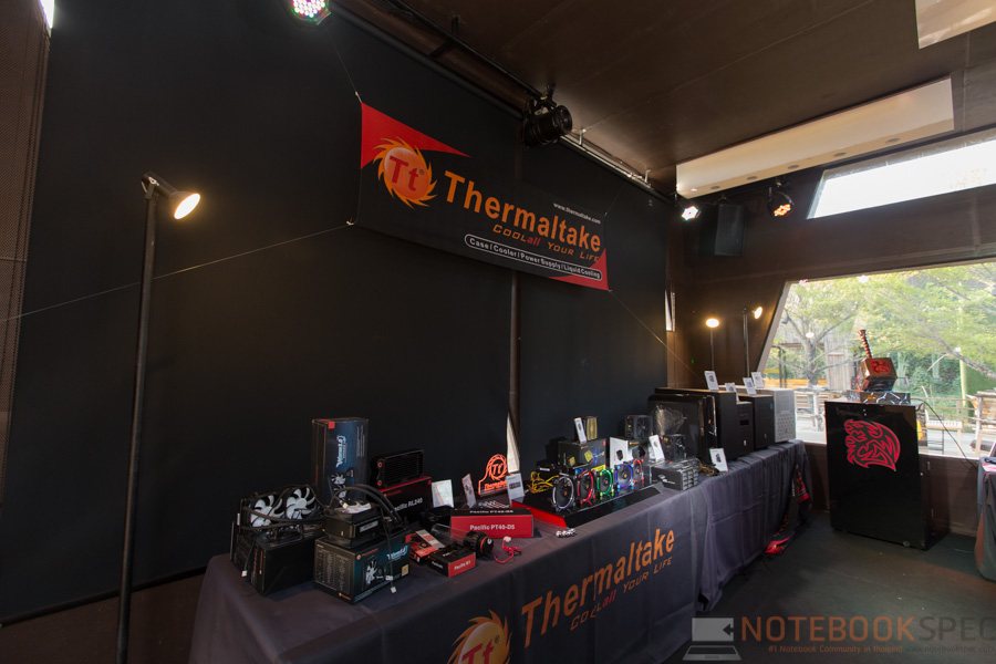 Thermaltake Meet n' Greet for Modders & Media-1