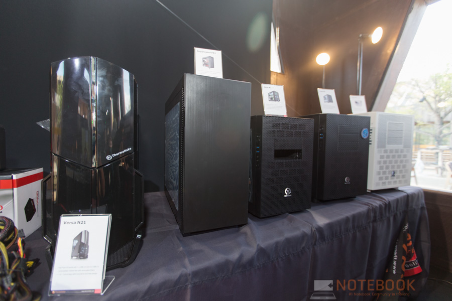 Thermaltake Meet n' Greet for Modders & Media-10