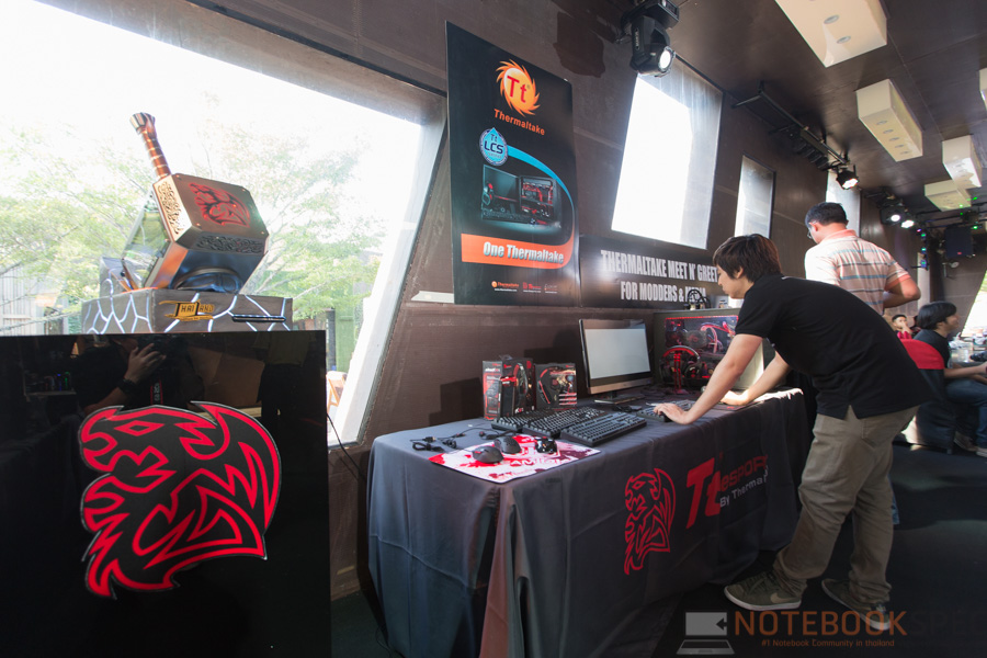 Thermaltake Meet n' Greet for Modders & Media-2