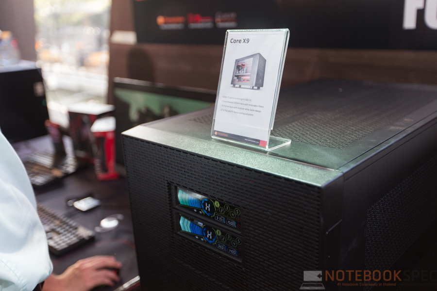 Thermaltake Meet n' Greet for Modders & Media-30