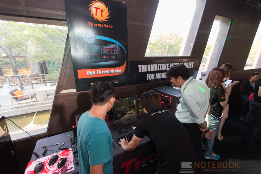 Thermaltake Meet n' Greet for Modders & Media-31