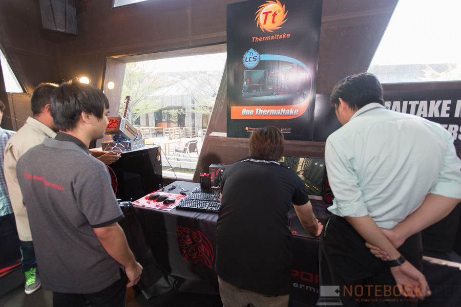 Thermaltake Meet n' Greet for Modders & Media-44