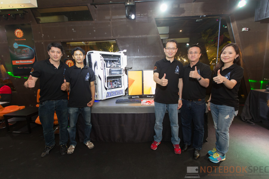 Thermaltake Meet n' Greet for Modders & Media-66