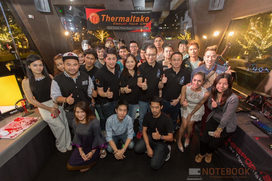 Thermaltake Meet n' Greet for Modders & Media-68