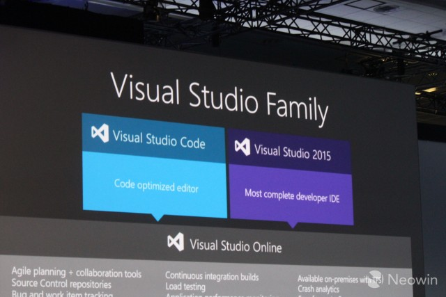 Visual Studio Code cross-platform code editor 600