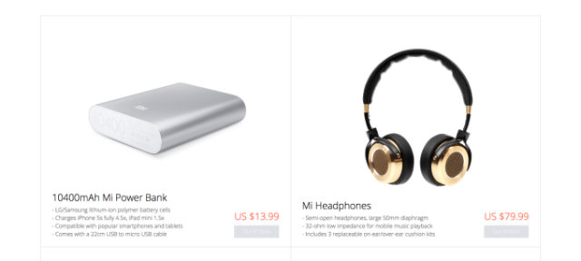 Xiaomi Begins Selling Accessories 02 600