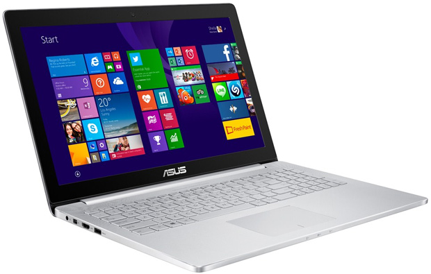 asus ux501front