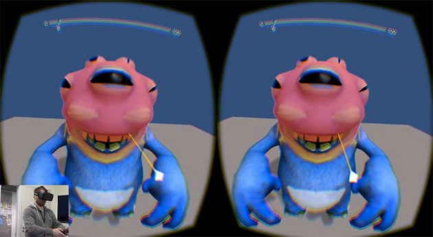 geppetto for oculus 600