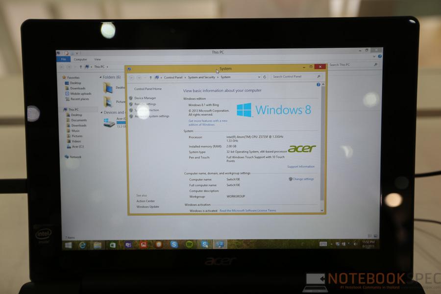 Acer Computex 2015-16