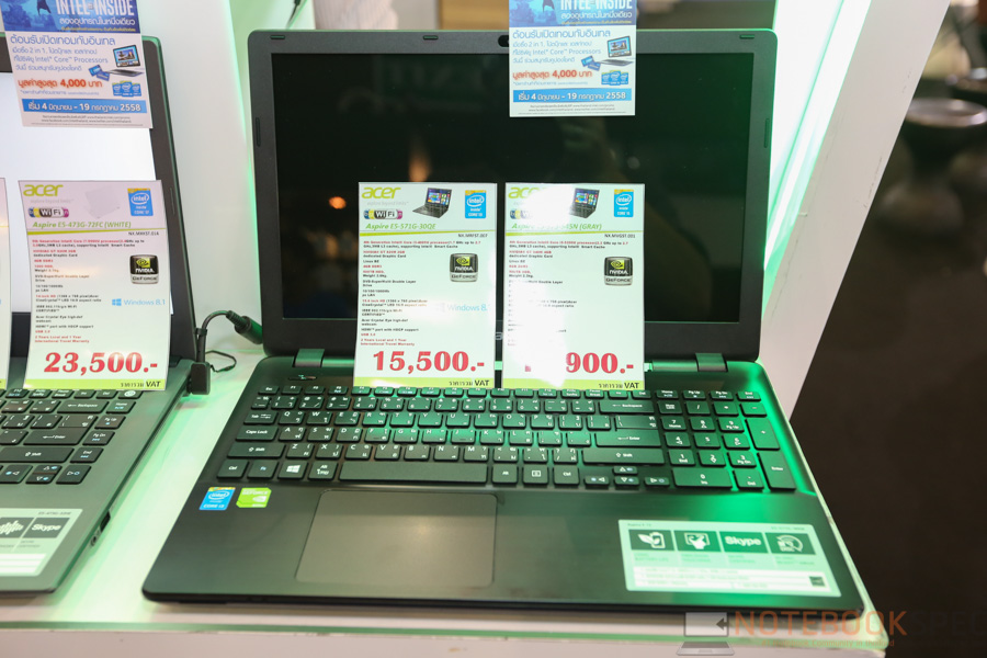 Acer Notebook Commart Next Gen 2015-14