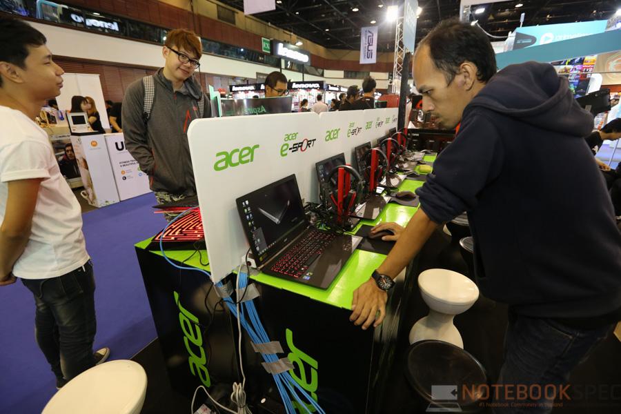 Acer Notebook Commart Next Gen 2015-16