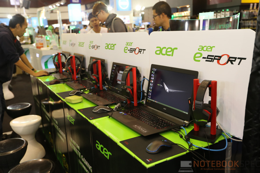 Acer Notebook Commart Next Gen 2015-17