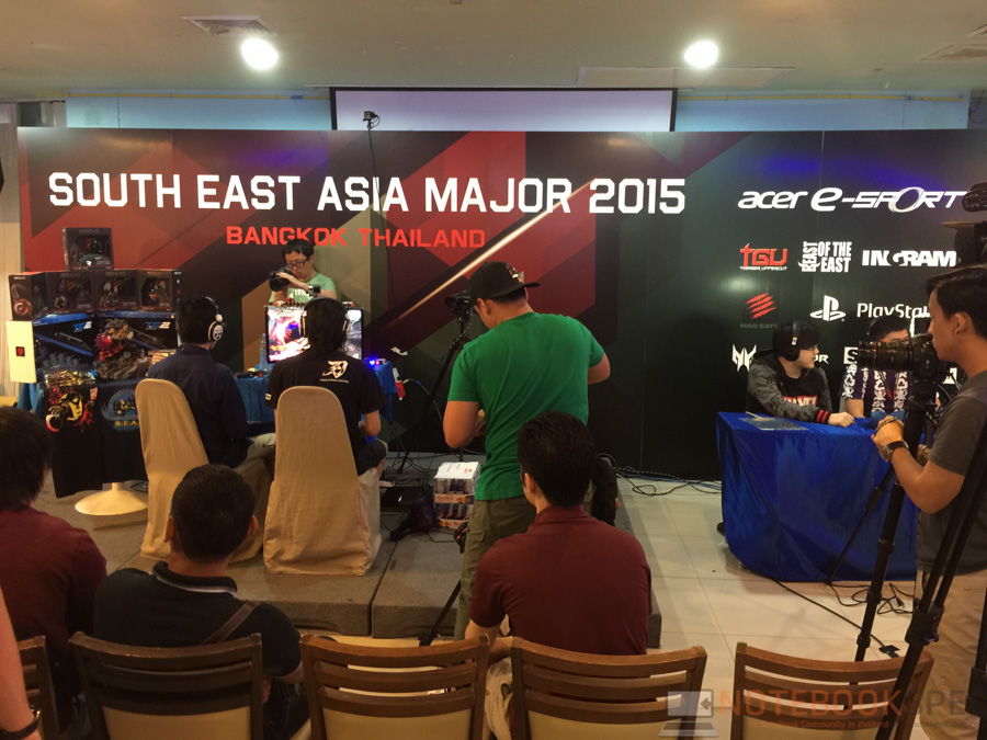 Acer South East Asia Major 2015-10