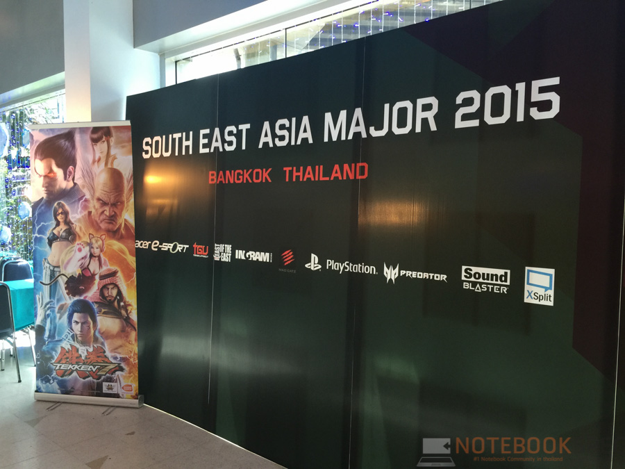 Acer South East Asia Major 2015-2