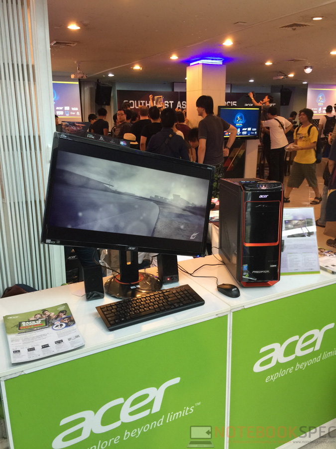 Acer South East Asia Major 2015-6