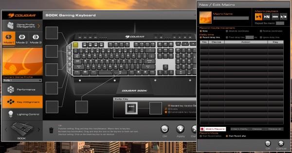 Cougar 500K Gaming Keyboard (19)